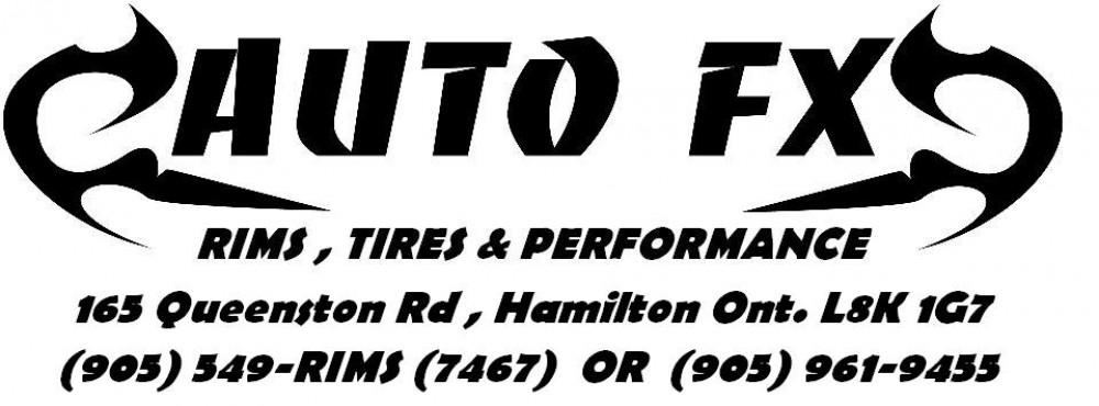 Auto FX Performance